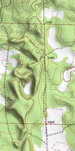 Shaded Reliefs for Topographic Maps